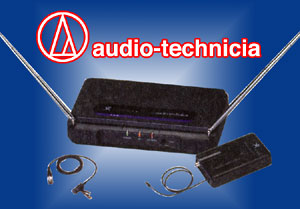 Cordless Lavalier Microphone